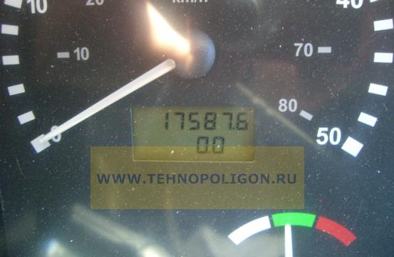 Сочлененный самосвал TEREX TA30_83