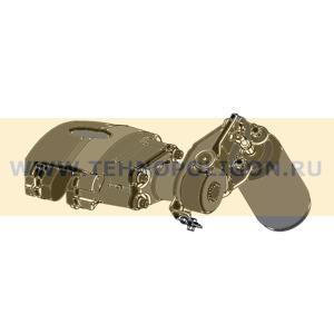 Парковочный тормоз 15309437